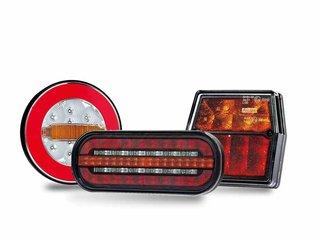Fristom LED Achterlichten