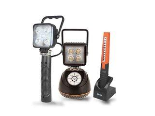 Oplaadbare led werklampen