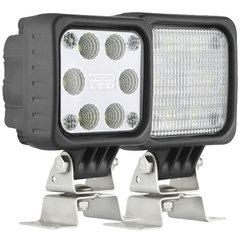 Vierkante LED werklampen
