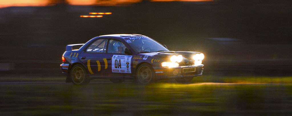 Rally-Lampen