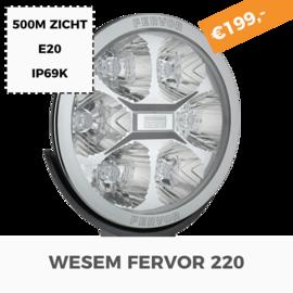 Professionele LED verstraler van Wesem