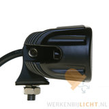 18W LED breedstraler rechthoekig + M12 Connector_