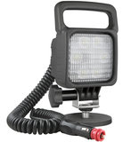 LED Werklamp Verstraler 2500LM + Kabel + Schakelaar + Sigarettenplug