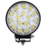 48W LED Werklamp Rond_