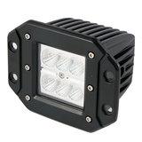 18W LED inbouw breedstraler_