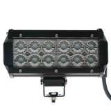 36W PRO LED Lightbar Breedstraler_