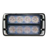 LED flitser 8-voudig dubbel_