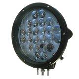 120W LED Verstraler Zwart_