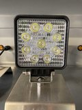 27W LED Werklamp Vierkant Mini_