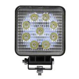 27W LED Werklamp Vierkant_