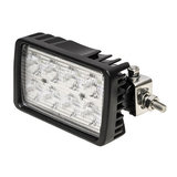 40W LED Werklamp Breedstraler 90° 4000LM Zijbevestiging_