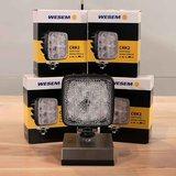 Set Aanbieding 4 Stuks WESEM CRK2B.54202 LED Werklampen_