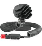 LED Werklamp Breedstraler 800LM + Kabel + Sigarettenplug achterkant