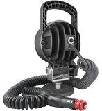LED Werklamp Verstraler 2000LM + Kabel + Sigarettenplug + Schakelaar + Case achterkant