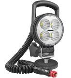 LED Werklamp Verstraler 2000LM + Kabel + Sigarettenplug + Schakelaar + Case