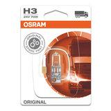 Osram Halogeen lamp 24V Original Line H3, PK22s_