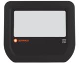 50W LED Bouwlamp 230V Zwart_