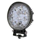27W LED Werklamp Rond Basis_