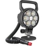 LED Werklamp Breedstraler 1500LM + Kabel + Sigarettenplug + Schakelaar_