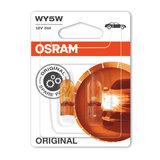 Osram WY5W Gloeilamp 12V W2.1x9.5d Original Line 2 Stuks_
