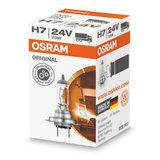 Osram Halogeen lamp 24V Original Line H7, PX26d_