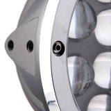 60W LED verstraler Chroom_