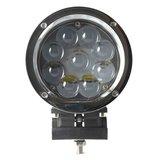 45W LED verstraler Chroom_