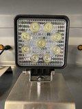 27W LED Werklamp Vierkant Mini_