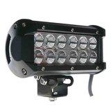 36W PRO LED Lightbar Breedstraler_