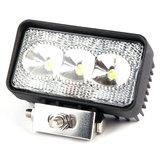 9W LED Werklamp Breedstraler 90° 810LM_