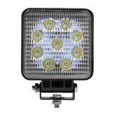 27W LED Werklamp Vierkant Basis_