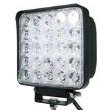 75W LED Werklamp Vierkant Basis_