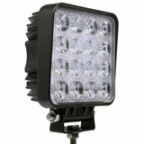 48W LED Werklamp Vierkant Basis_