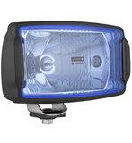 Verstraler HP5 Blauw Met LED stadslicht_