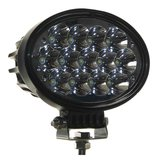 65W LED Werklamp 20° Verstraler 5850LM Ovaal_