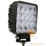 48W LED werklamp vierkant_