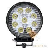 27W LED werklamp rond_