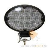 36W LED ovale breedstraler_