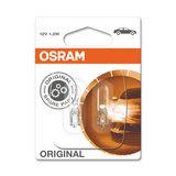 Osram Gloeilamp 12V W2x4.6d Original Line 2 Stuks_