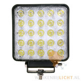 75W LED Werklamp Vierkant_