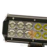 126W PRO LED Lightbar Combi_