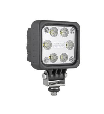 LED Werklamp Breedstraler 2000LM + AMP Faston
