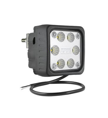 LED Werklamp Breedstraler 1500LM + Achtermontage