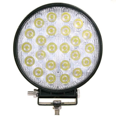 72W LED Werklamp Rond