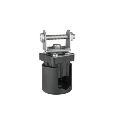 Werklampklem 3D Draaibaar Ø15-28mm