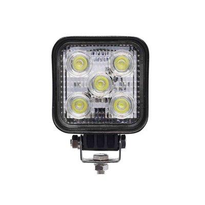 15W mini LED werklamp vierkant
