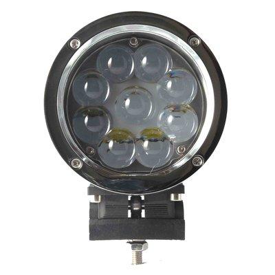 45W LED verstraler Chroom