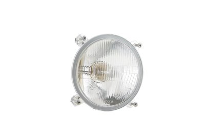 koplamp Ø139 123x88, R2 lamp, 12V