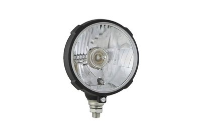 koplamp Ø161x115, H4, plastic