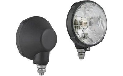 koplamp, H4, Ø161x112